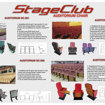 STAGECLUB CHAIR